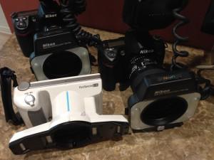 カメラ3種