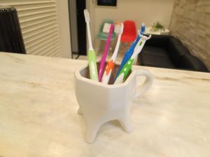 お勧め歯ブラシ1